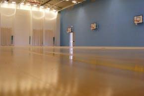 Dagenham Park Leisure Centre   Indoor Netball Court