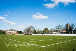 Old Actonians Association | Grass Rugby Pitch