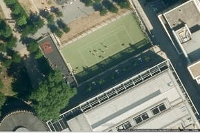 Swiss Cottage Leisure Centre | Astroturf Football Pitch