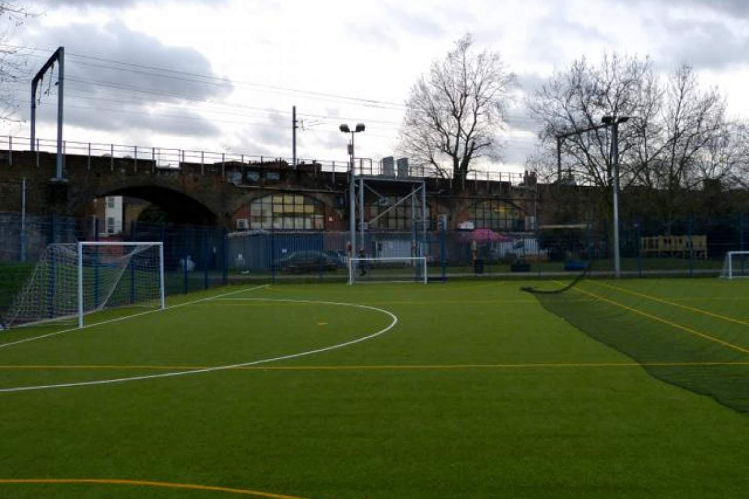 Camden Rhino Turf 9 a side | Astroturf football pitch