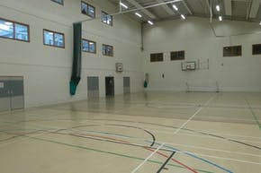 Highlands School | Indoor Netball Court