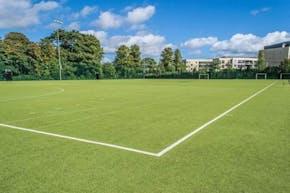 Alexandra College | Astroturf Football Pitch