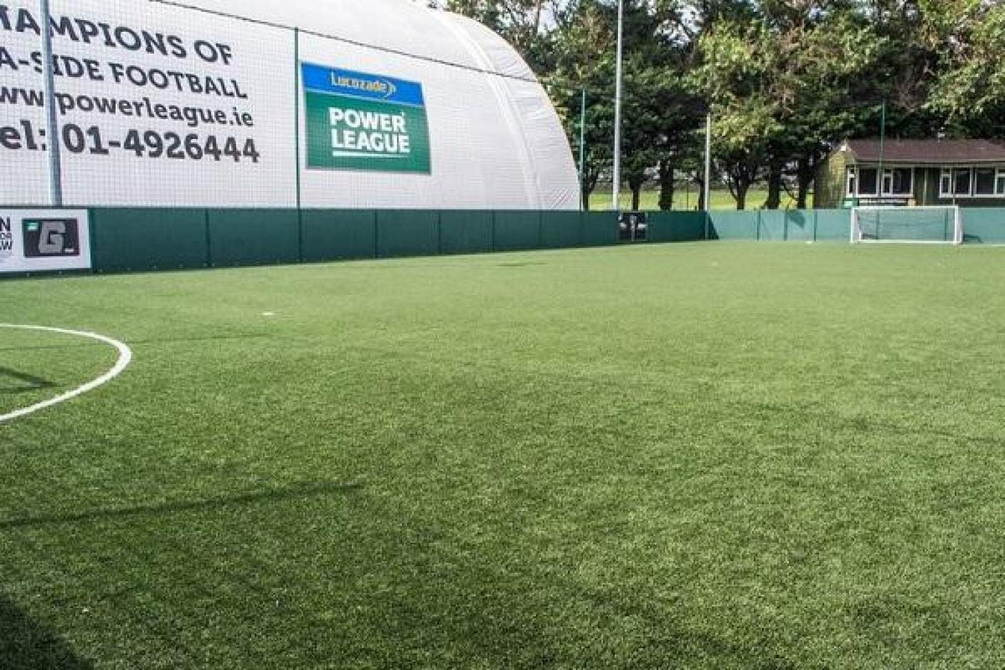 Powerleague Spawell 7 a side | 3G Astroturf football pitch
