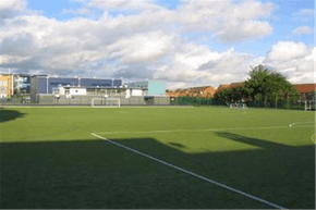 City of London Academy | Astroturf Football Pitch