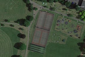Upminster Park | Hard (macadam) Tennis Court