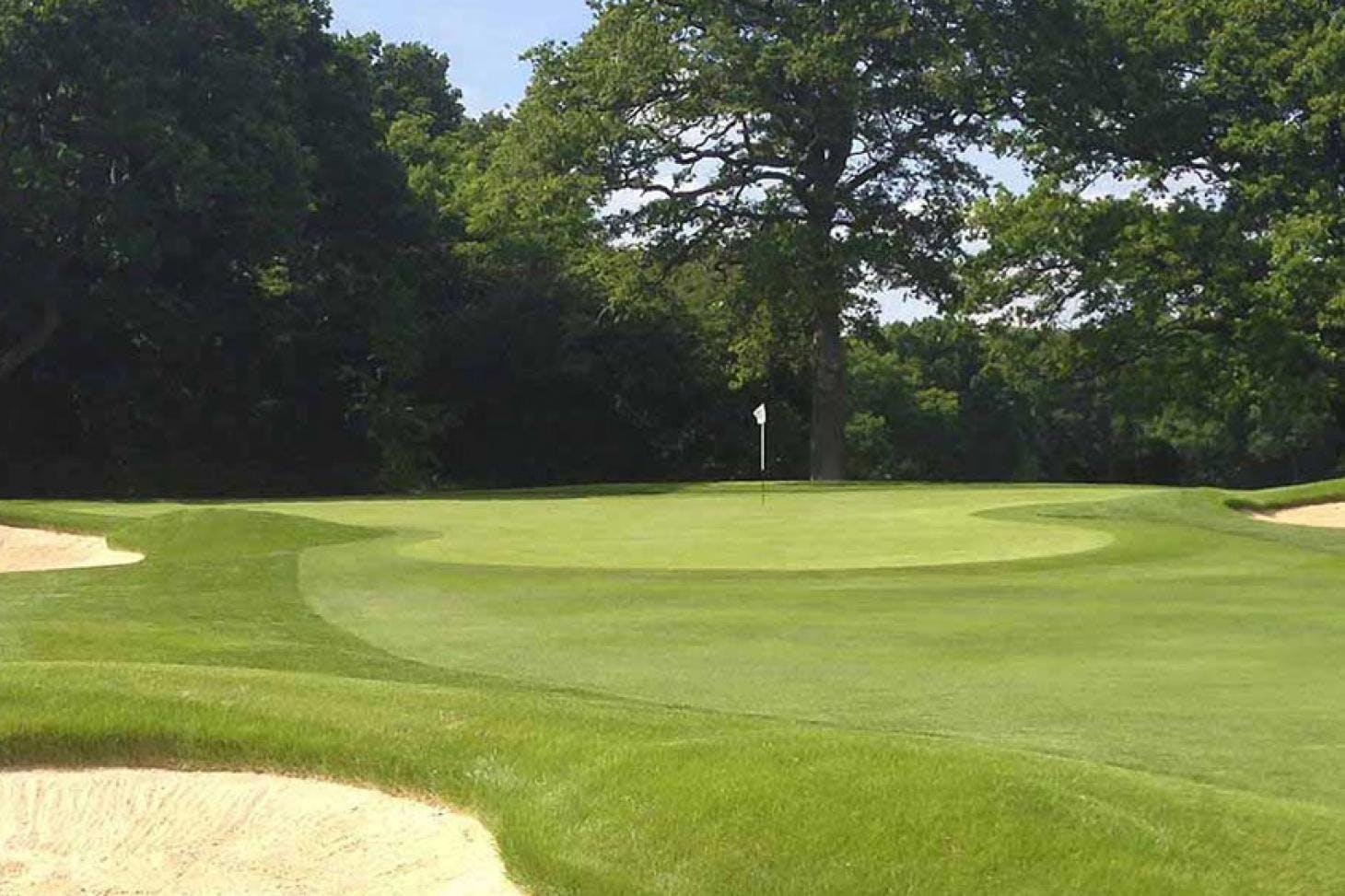 Northwood Golf Club 18 hole golf course