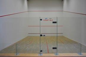 Sportslink | Hard Squash Court