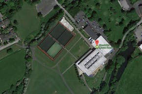 Clondalkin Leisure Centre | Astroturf Tennis Court