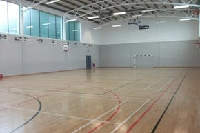 Mountview Youth & Community Centre | Indoor Futsal Pitch