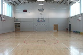 Mountview Youth & Community Centre | Indoor Basketball Court