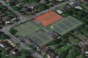 Westside Lawn Tennis Club | Hard (macadam) Tennis Court