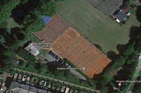 Sigi Cornish Tennis Centre | Clay Tennis Court