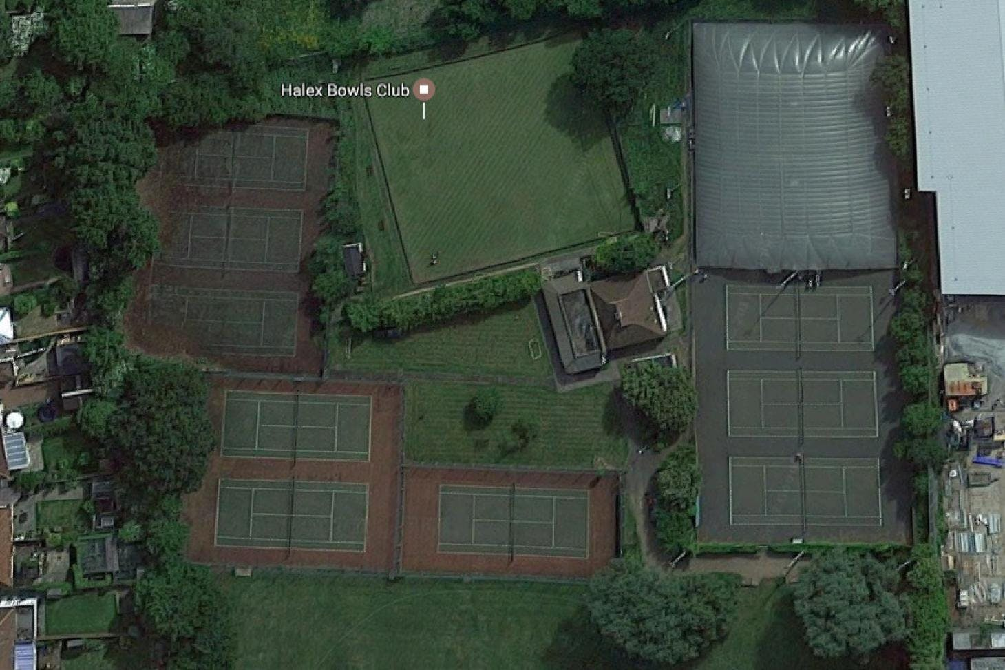 Chingford School of Tennis  Outdoor | Hard (macadam) tennis court