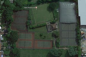 Chingford School of Tennis  | Hard (macadam) Tennis Court