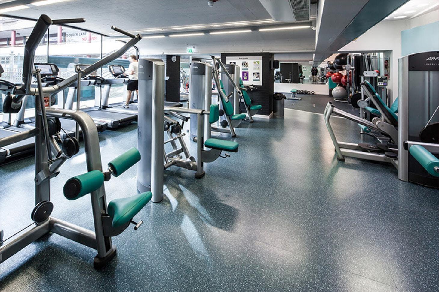Golden Lane Leisure Centre Gym gym