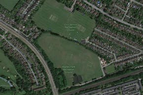 Raynes Park | Grass Football Pitch