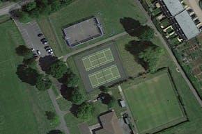 Auriol Park | Hard (macadam) Tennis Court