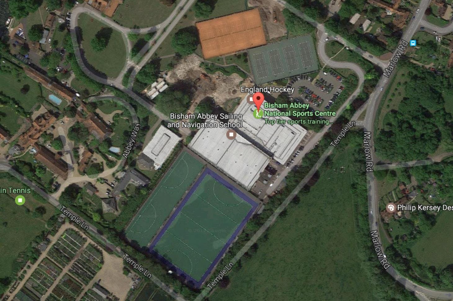 Bisham Abbey National Sports Centre Outdoor | 3G Astroturf hockey pitch