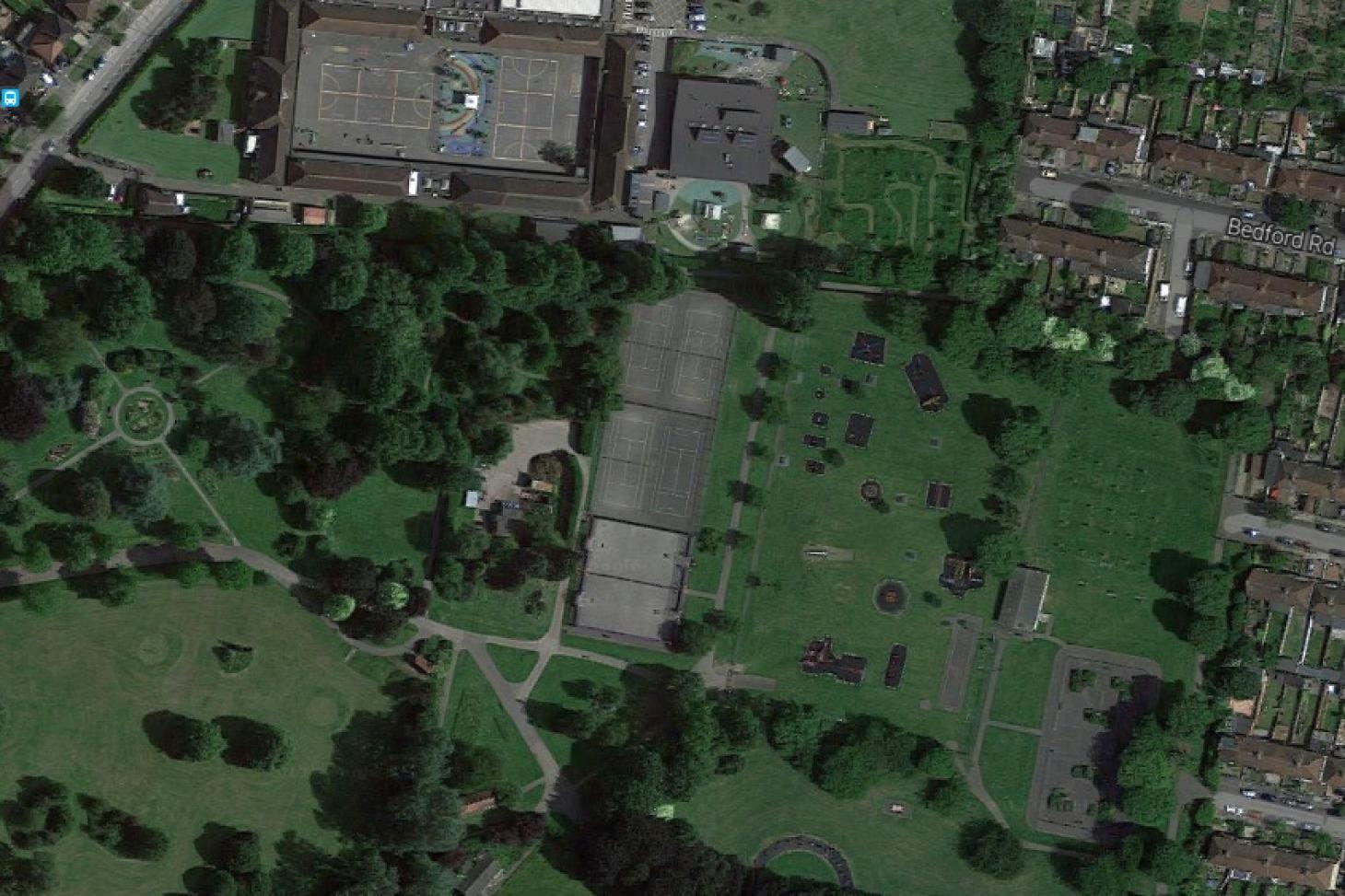 Jubilee Park Outdoor | Hard (macadam) tennis court