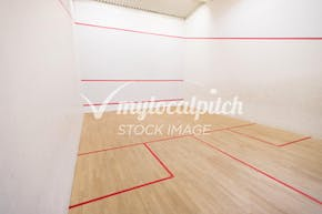 Roehampton Club | Hard Squash Court