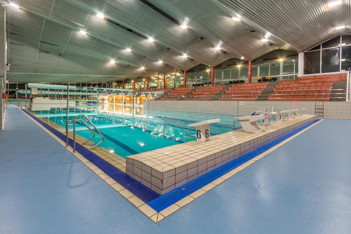 Gurnell Leisure Centre Indoor swimming pool
