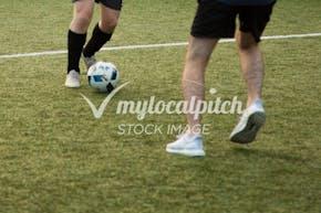 Watling View School | Grass Football Pitch