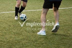 Farley Junior School   Grass Football Pitch