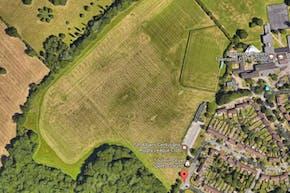 William Bird Open Space | Grass Football Pitch