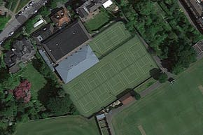 The King's Club | Hard (macadam) Tennis Court