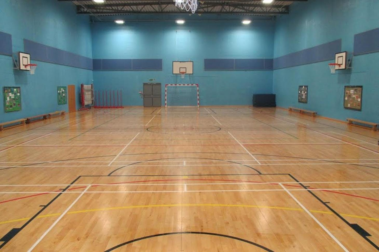 Prendergast Vale School 5 a side | Indoor football pitch