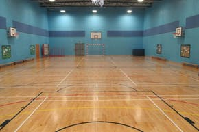 Prendergast Vale School | Indoor Football Pitch
