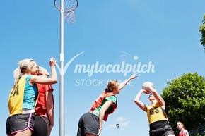 Lea Valley High School | Hard (macadam) Netball Court