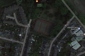 Leader's Gardens   Hard (macadam) Tennis Court