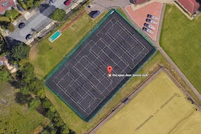 Open Door Tennis Club | Hard (macadam) Tennis Court
