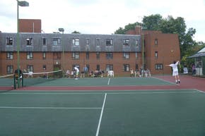 Stormont Lawn Tennis & Squash Racquets Club | Hard (macadam) Tennis Court