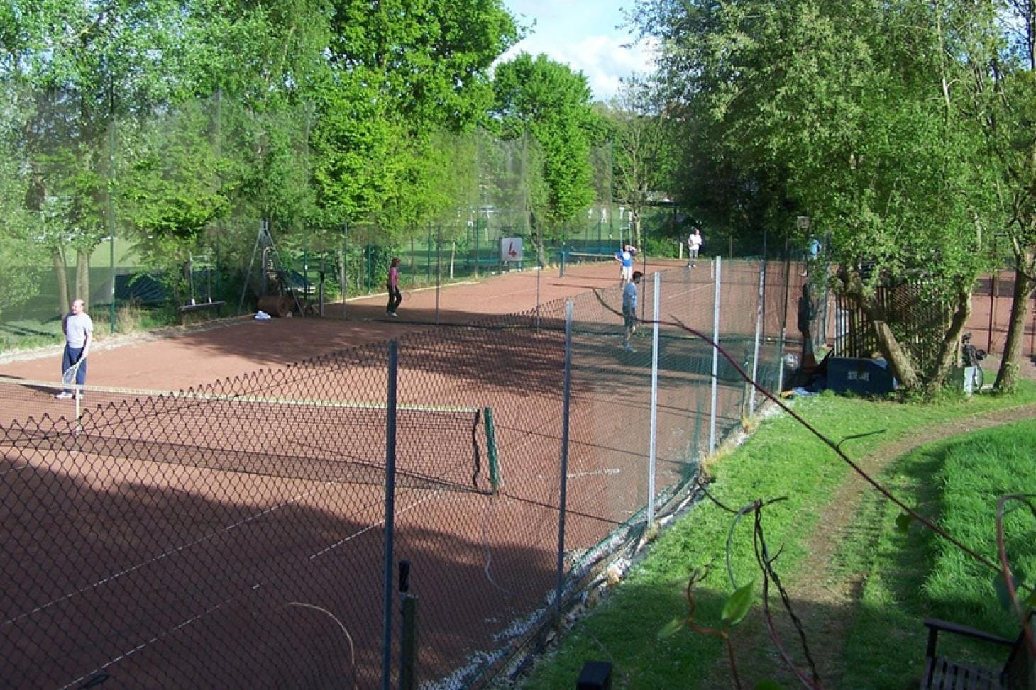 Hanley Lawn Tennis Club Outdoor | Clay tennis court