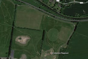 St Catherines Park   Grass GAA Pitch