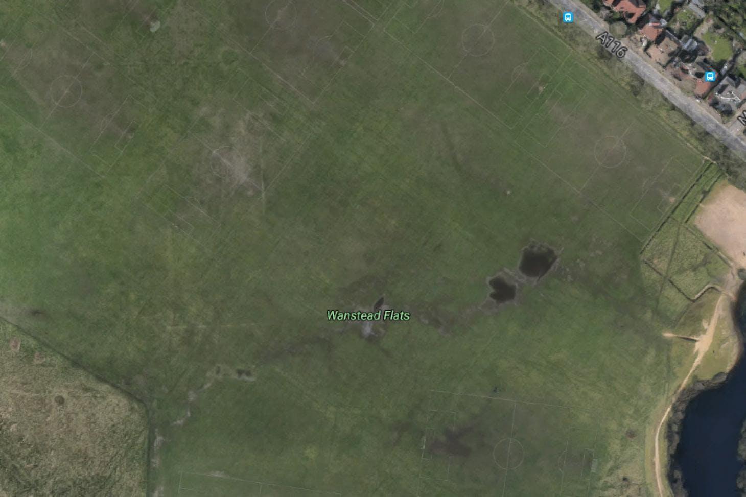 Wanstead Flats Playing Fields (Aldersbrook Road) 5 a side | Grass football pitch