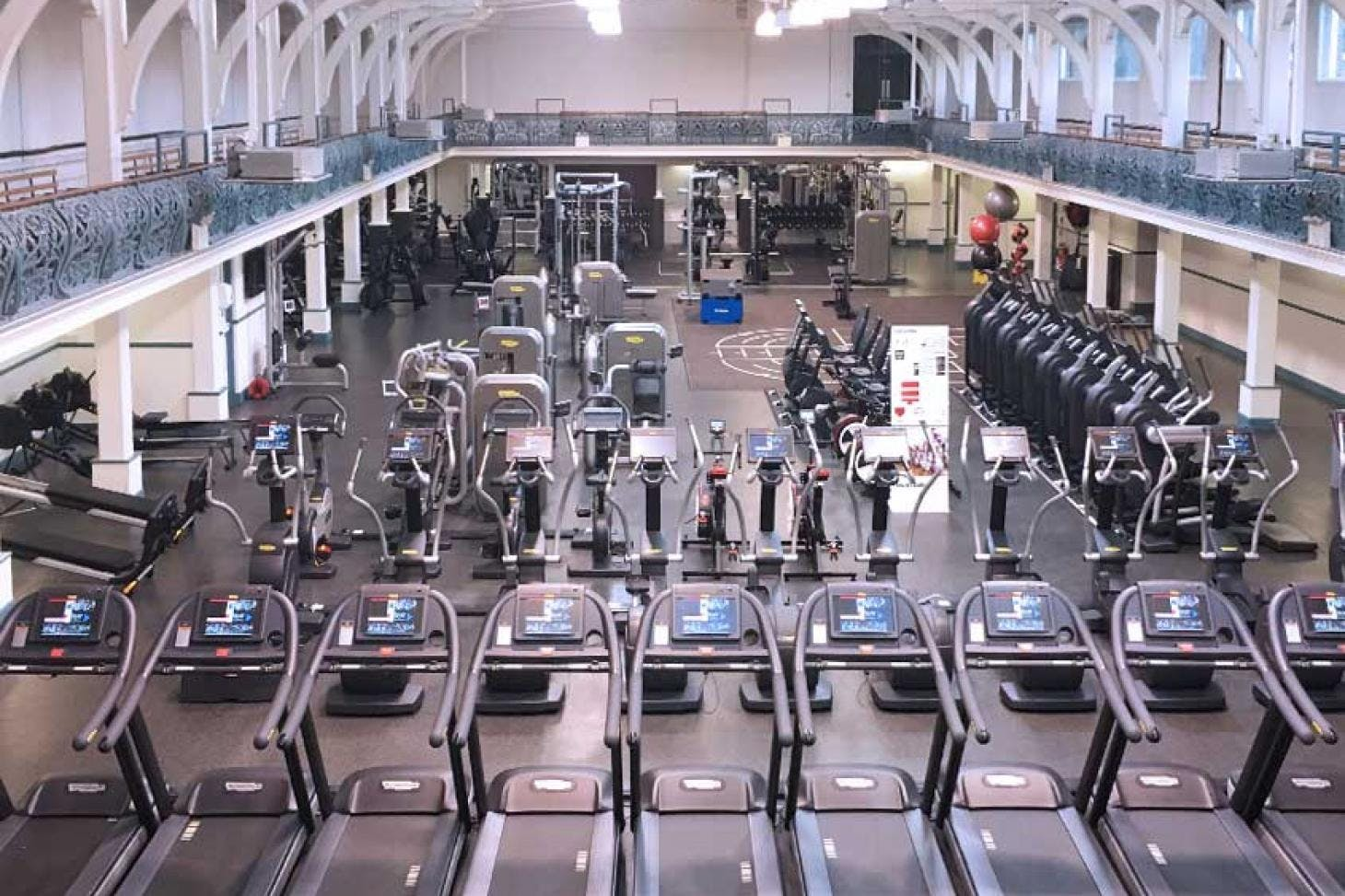 Dulwich Leisure Centre Gym gym
