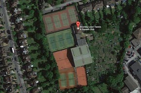 Bromley Lawn Tennis and Squash Club | Astroturf Tennis Court