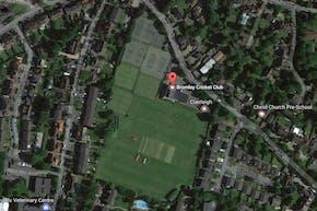 Bromley Cricket Club   Hard (macadam) Tennis Court