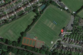 Old Wilsonians Sports Club | Astroturf Tennis Court