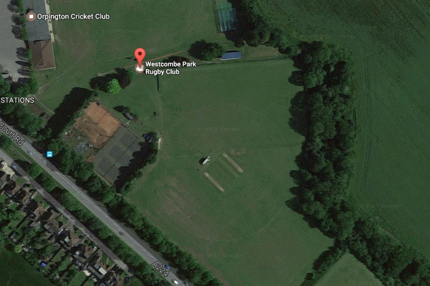 Westcombe Park RFC Union | Grass rugby pitch