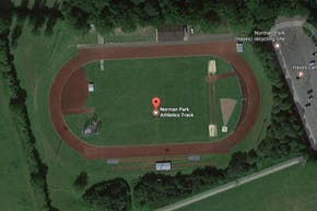 Norman Park Athletics Track | Synthetic rubber Athletics Track