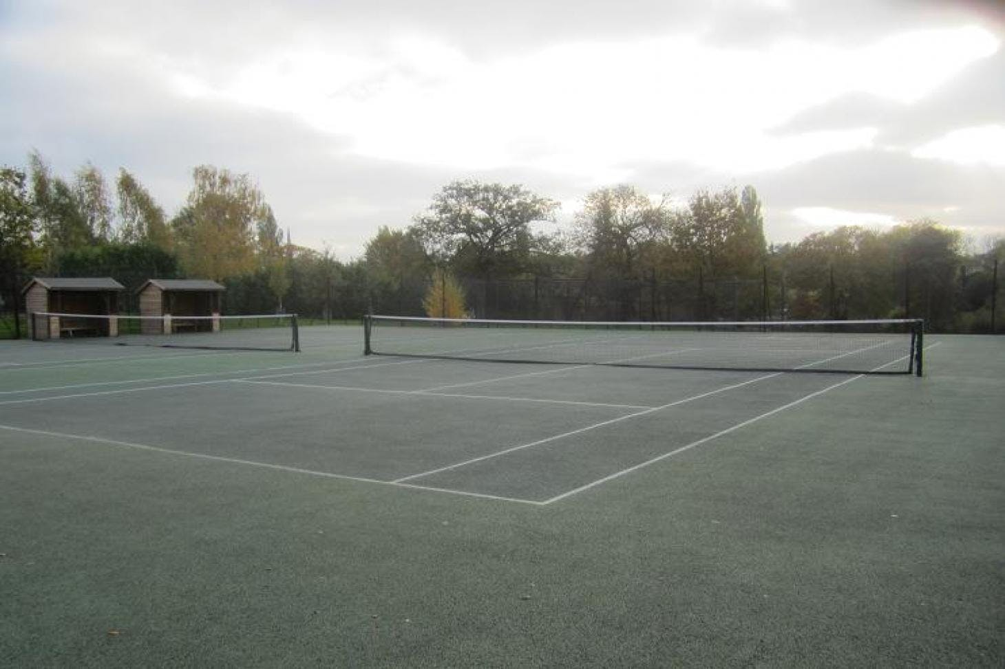 Brockwell Park Outdoor | Hard (macadam) tennis court