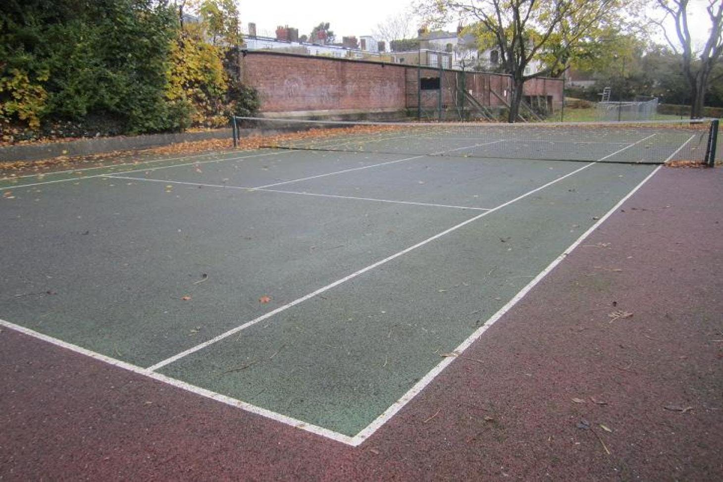 Hillside Gardens Outdoor | Hard (macadam) tennis court