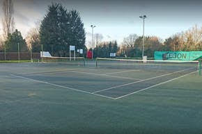 Hornfair Park | Hard (macadam) Tennis Court