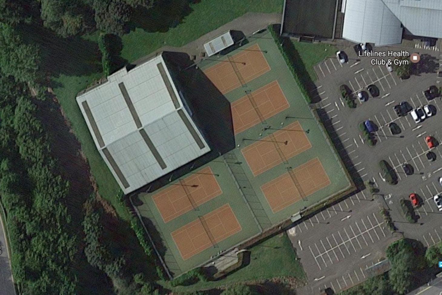 Venue 360 Outdoor | Hard (macadam) tennis court
