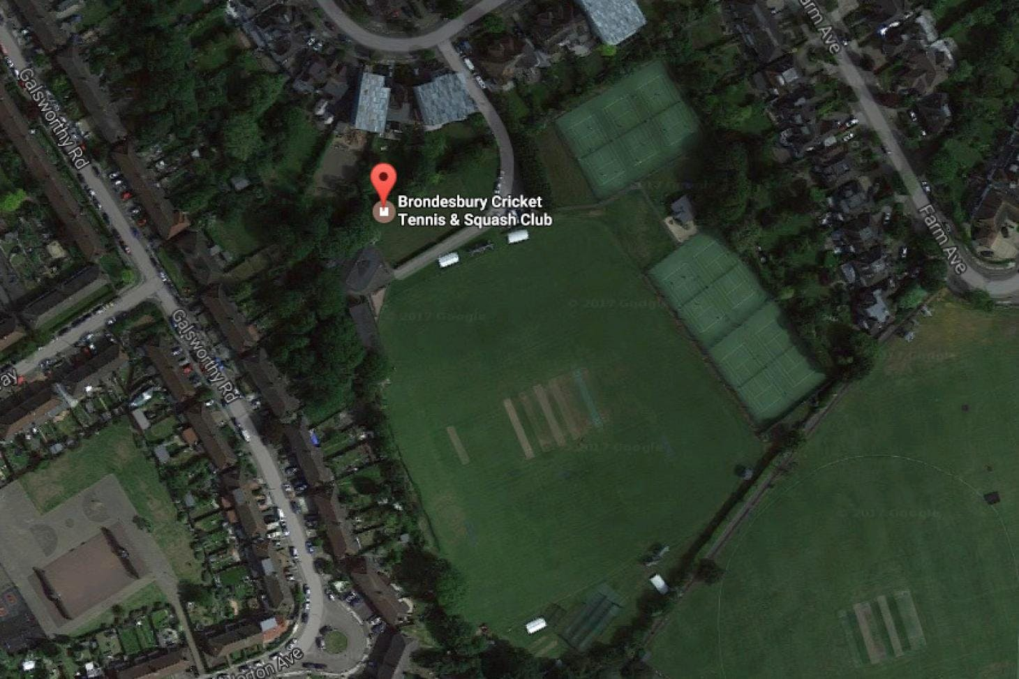 Brondesbury Cricket, Tennis & Squash Club Full size | Grass cricket facilities