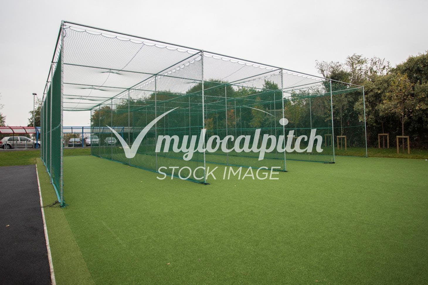 Highfield Park Centre Nets   Grass cricket facilities